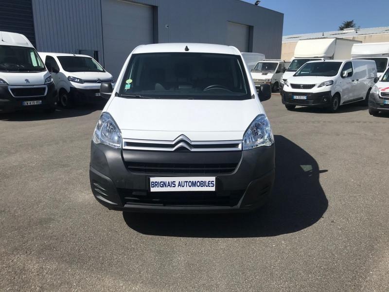 Photo 2 de l'offre de CITROEN BERLINGO M 1.6 BLUEHDI 100 S&S BUSINESS ETG6 à 13400€ chez Brignais automobiles