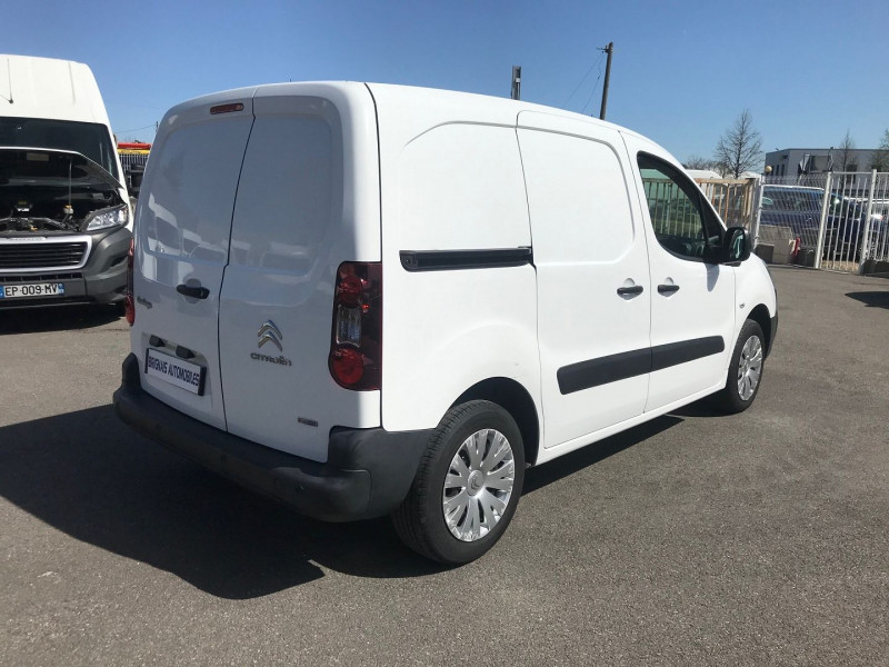 Photo 6 de l'offre de CITROEN BERLINGO M 1.6 BLUEHDI 100 S&S BUSINESS ETG6 à 13400€ chez Brignais automobiles