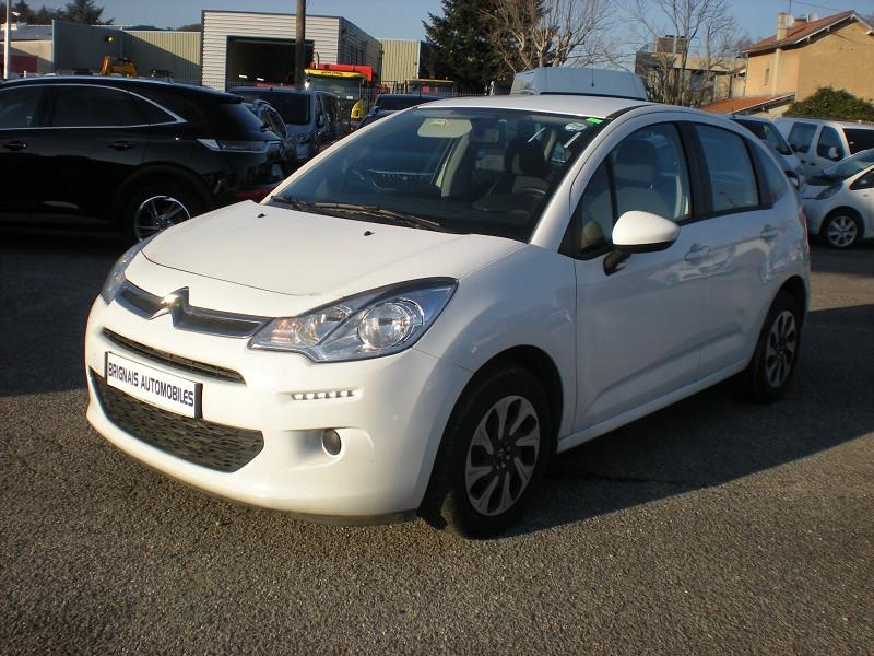 Photo 3 de l'offre de CITROEN C3 STE 1.6 BLUEHDI 75 CONFORT à 7900€ chez Brignais automobiles