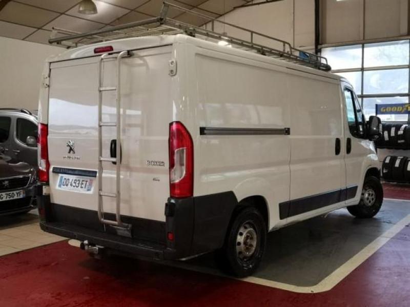 Photo 4 de l'offre de PEUGEOT BOXER FG 330 L2H1 2.2 HDI 110 PACK CD CLIM à 13900€ chez Brignais automobiles