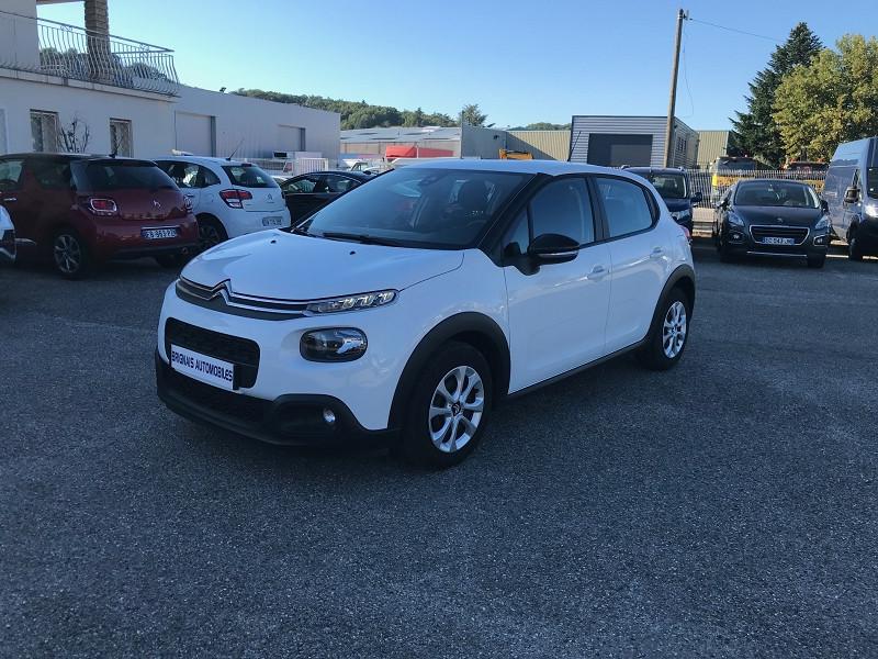 Photo 3 de l'offre de CITROEN C3 BLUEHDI 75CH FEEL BUSINESS S&S à 12400€ chez Brignais automobiles