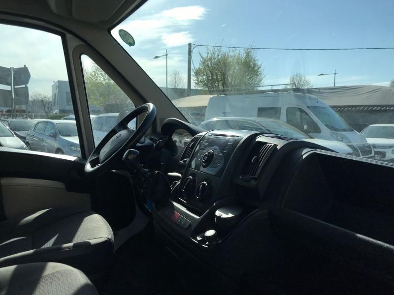 Photo 7 de l'offre de CITROEN JUMPER FG 33 L2H2 HDI 110  CAB  APP CONFORT à 11900€ chez Brignais automobiles