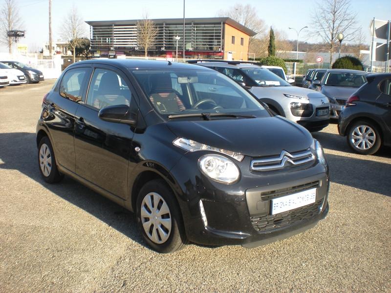 Photo 1 de l'offre de CITROEN C1 VTI 72 FEEL 5P à 9900€ chez Brignais automobiles