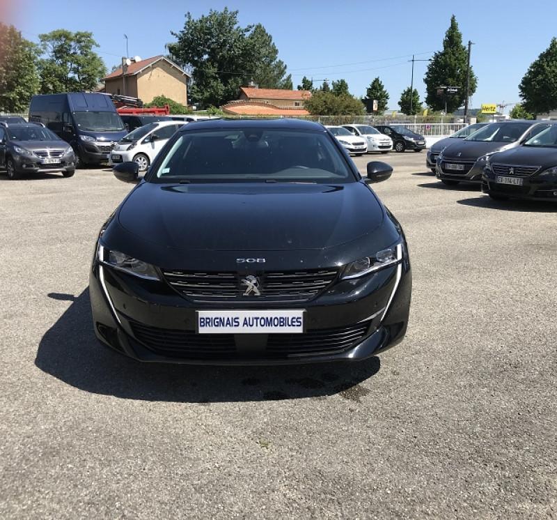 Photo 2 de l'offre de PEUGEOT 508 BLUEHDI 180CH S&S ALLURE  EAT8 à 32900€ chez Brignais automobiles