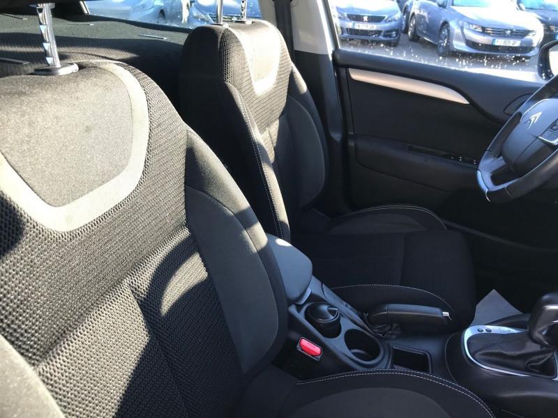 Photo 8 de l'offre de CITROEN C4 STE BLUEHDI 120CH MILLENIUM BUSINESS S&S EAT6 à 9900€ chez Brignais automobiles