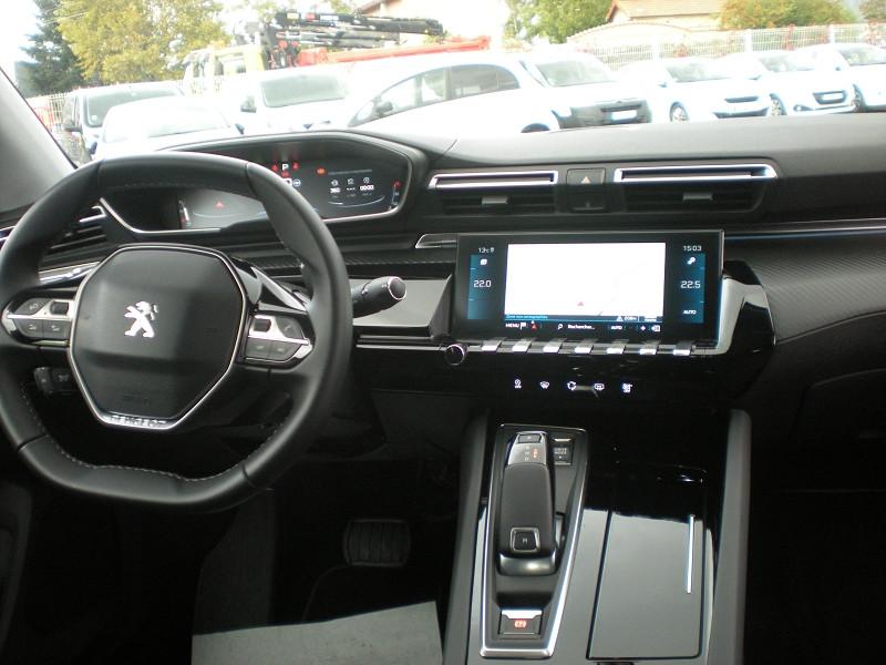 Photo 16 de l'offre de PEUGEOT 508 BLUEHDI 180CH S&S ALLURE  EAT8 à 32900€ chez Brignais automobiles