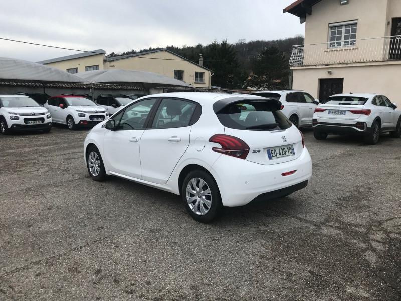 Photo 4 de l'offre de PEUGEOT 208 1.6 BLUEHDI 100CH ACTIVE BUSINESS S&S 5P à 8990€ chez Brignais automobiles