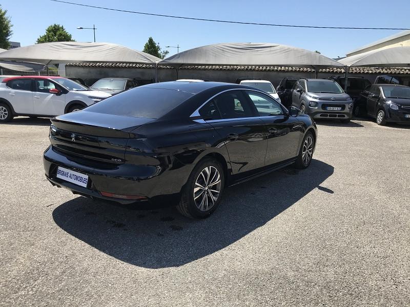 Photo 6 de l'offre de PEUGEOT 508 BLUEHDI 180CH S&S ALLURE  EAT8 à 32900€ chez Brignais automobiles