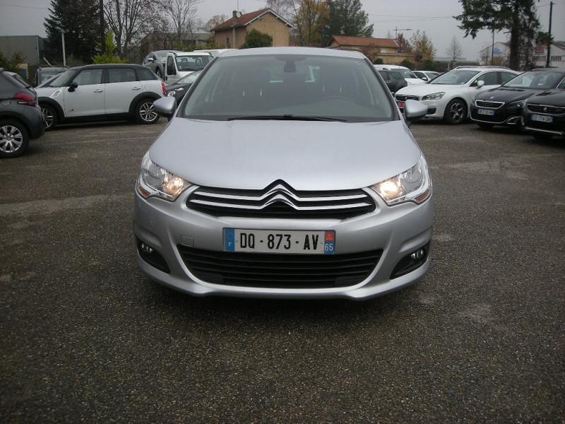 Photo 2 de l'offre de CITROEN C4 STE 1.6 E-HDI 115 FAP BUSINESS ETG6 à 10900€ chez Brignais automobiles