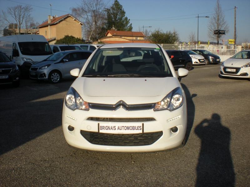 Photo 2 de l'offre de CITROEN C3 STE 1.6 BLUEHDI 75 CONFORT à 7900€ chez Brignais automobiles