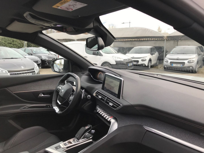 Photo 7 de l'offre de PEUGEOT 5008 1.5 BLUEHDI 130CH S&S GT LINE EAT8 à 35400€ chez Brignais automobiles