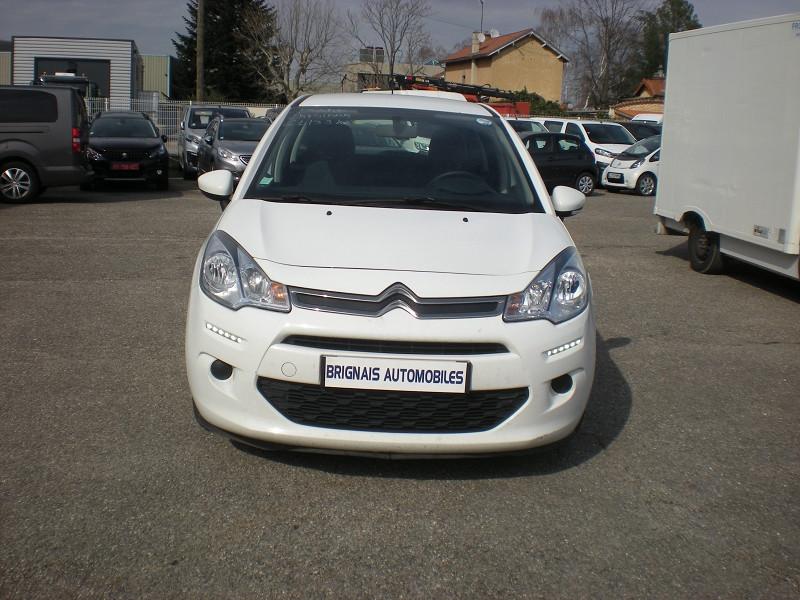 Photo 2 de l'offre de CITROEN C3 STE 1.6 BLUEHDI 75 CONFORT à 7400€ chez Brignais automobiles