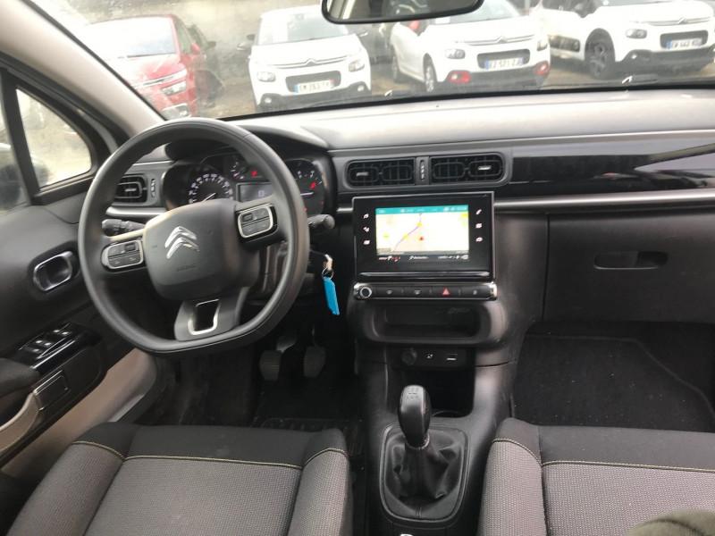 Photo 10 de l'offre de CITROEN C3 BLUEHDI 75CH FEEL BUSINESS S&S à 10900€ chez Brignais automobiles
