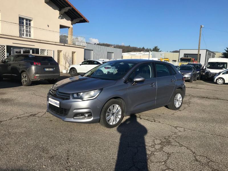Photo 3 de l'offre de CITROEN C4 STE BLUEHDI 120CH MILLENIUM BUSINESS S&S EAT6 à 9900€ chez Brignais automobiles