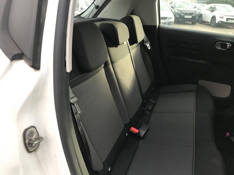 Photo 9 de l'offre de CITROEN C3 BLUEHDI 75CH FEEL BUSINESS S&S à 10900€ chez Brignais automobiles