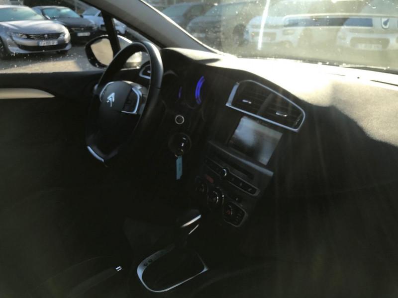 Photo 7 de l'offre de CITROEN C4 STE BLUEHDI 120CH MILLENIUM BUSINESS S&S EAT6 à 9900€ chez Brignais automobiles
