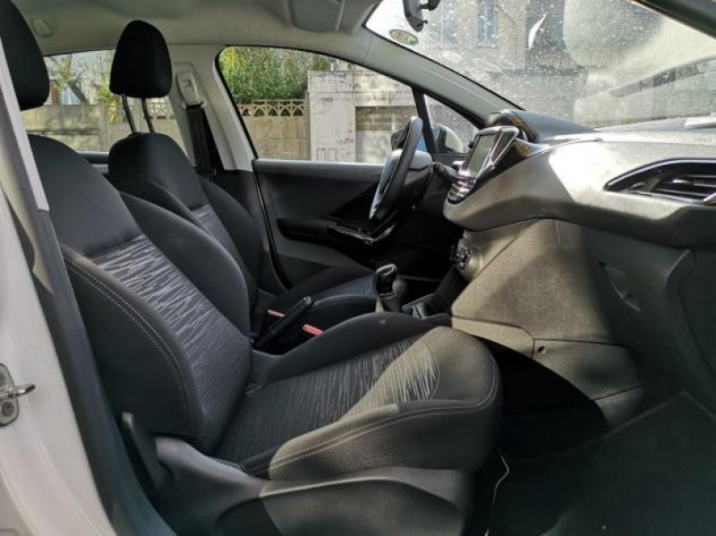 Photo 6 de l'offre de PEUGEOT 208 AFFAIRE 1.6 BLUEHDI 75CH PACK CLIM NAV 5P à 8900€ chez Brignais automobiles
