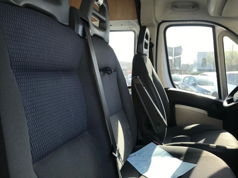 Photo 8 de l'offre de CITROEN JUMPER FG 33 L2H2 HDI 110  CAB  APP CONFORT à 11900€ chez Brignais automobiles