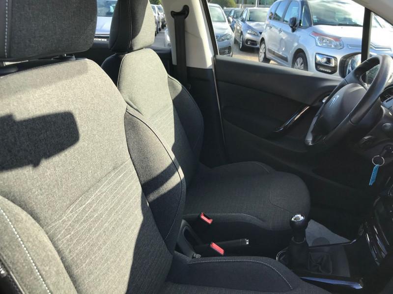 Photo 8 de l'offre de CITROEN C3 BLUEHDI 75 CONFORT BUSINESS S&S 79G à 9400€ chez Brignais automobiles