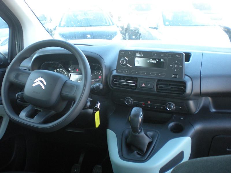Photo 10 de l'offre de CITROEN BERLINGO M BLUEHDI 100CH LIVE à 19900€ chez Brignais automobiles