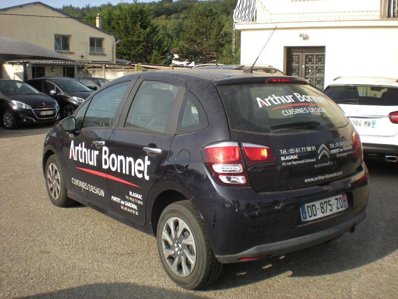 Photo 4 de l'offre de CITROEN C3 STE HDI 70 CLUB ENTREPRISE à 7800€ chez Brignais automobiles