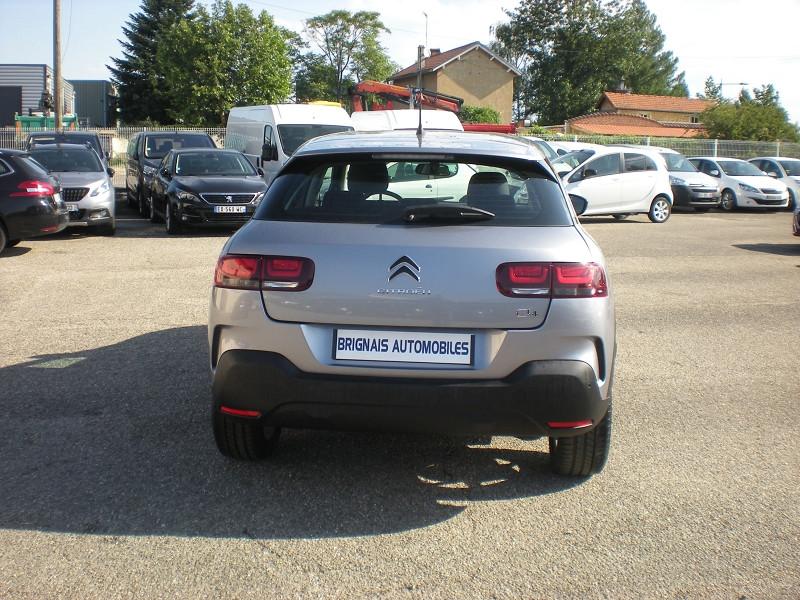 Photo 5 de l'offre de CITROEN C4 CACTUS PURETECH 110CH S&S FEEL E6.D-TEMP à 13900€ chez Brignais automobiles