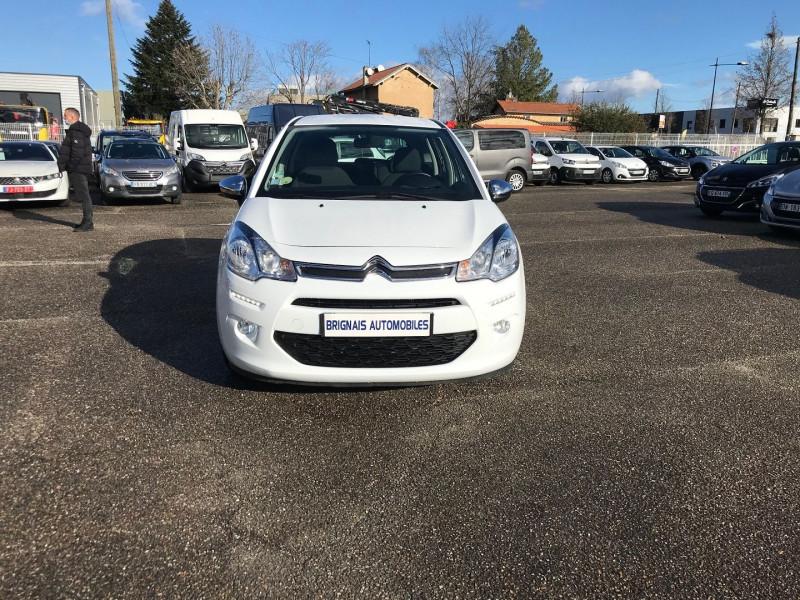 Photo 2 de l'offre de CITROEN C3 BLUEHDI 75 CONFORT BUSINESS S&S 79G à 9400€ chez Brignais automobiles