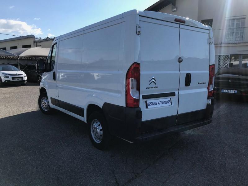 Photo 4 de l'offre de CITROEN JUMPER FG 30 L1H1 2.0 BLUEHDI 110 BUSINESS à 13080€ chez Brignais automobiles