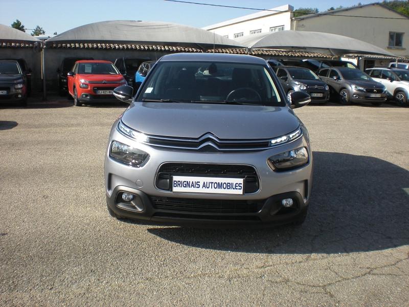Photo 2 de l'offre de CITROEN C4 CACTUS PURETECH 110CH S&S FEEL E6.D-TEMP à 13900€ chez Brignais automobiles