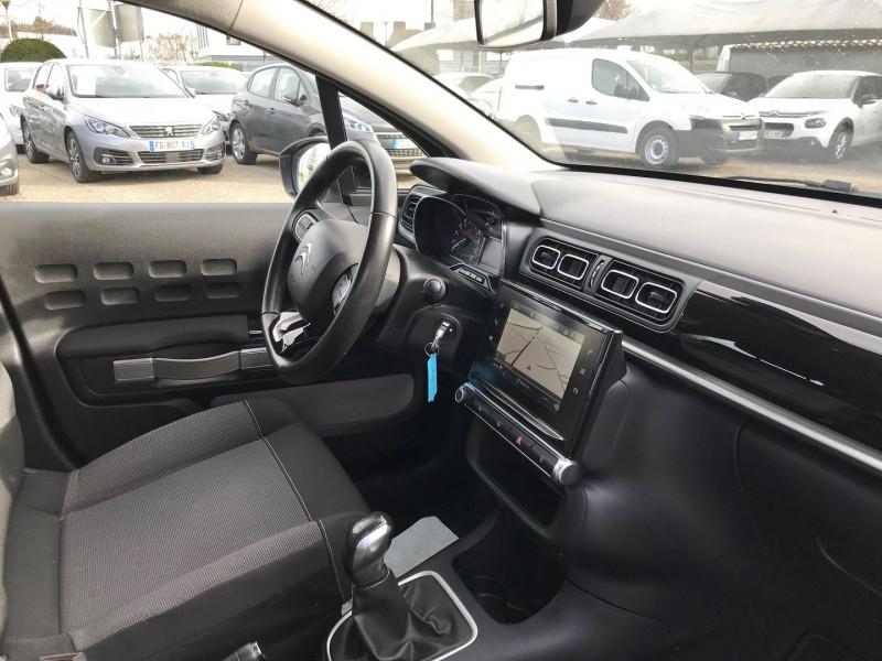 Photo 7 de l'offre de CITROEN C3 STE 1.6 BLUEHDI 75CH S&S FEEL NAV à 9400€ chez Brignais automobiles