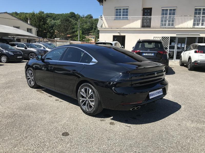 Photo 4 de l'offre de PEUGEOT 508 BLUEHDI 180CH S&S ALLURE  EAT8 à 32900€ chez Brignais automobiles