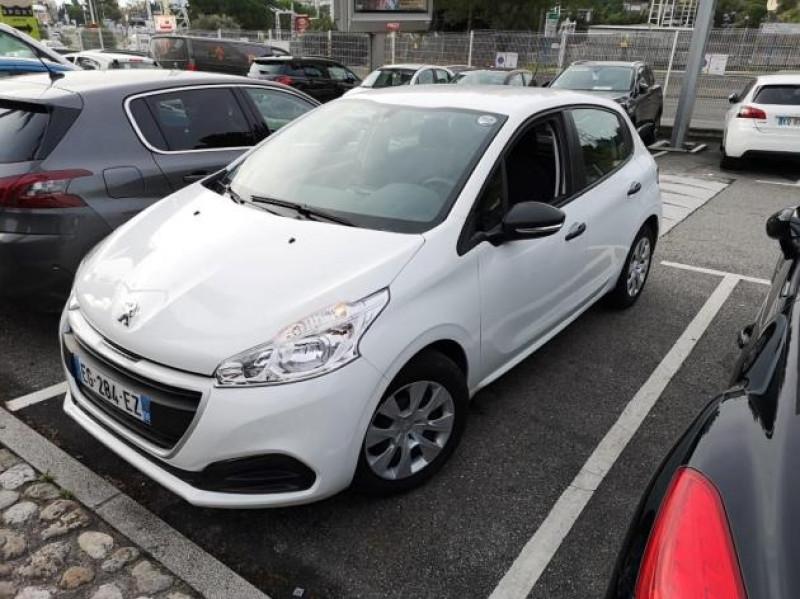 Photo 1 de l'offre de PEUGEOT 208 AFFAIRE 1.6 BLUEHDI 75CH PACK CLIM 5P à 7400€ chez Brignais automobiles