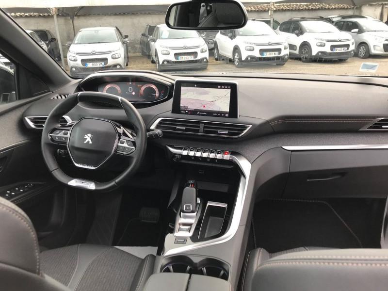 Photo 10 de l'offre de PEUGEOT 5008 1.5 BLUEHDI 130CH S&S GT LINE EAT8 à 35400€ chez Brignais automobiles