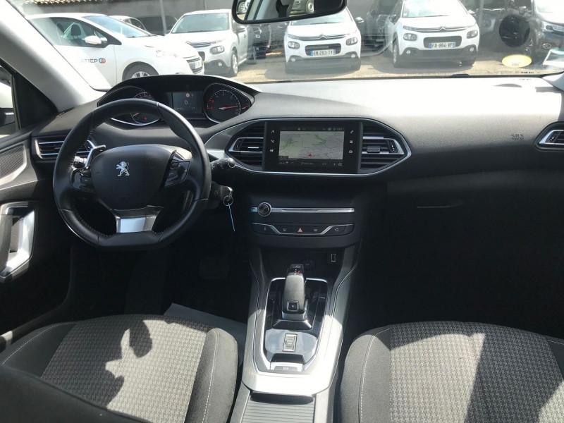 Photo 10 de l'offre de PEUGEOT 308 1.5 BLUEHDI 130CH S&S ACTIVE BUSINESS EAT8 à 16900€ chez Brignais automobiles
