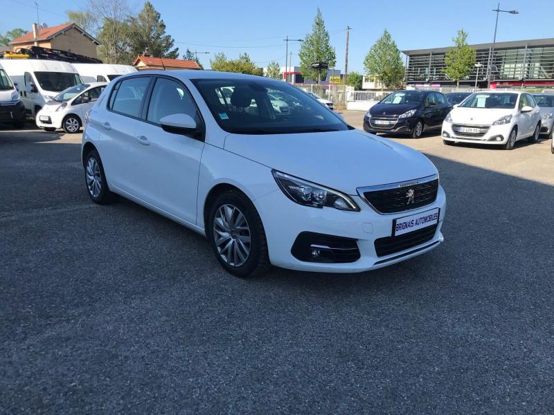 Photo 1 de l'offre de PEUGEOT 308 AFFAIRE 1.5 BLUEHDI 100CH S&S PREMIUM PACK à 10900€ chez Brignais automobiles
