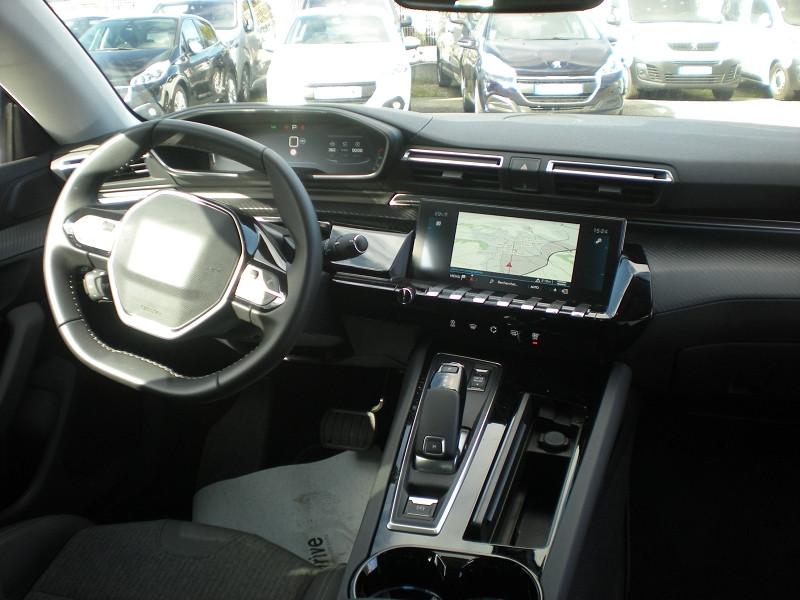 Photo 10 de l'offre de PEUGEOT 508 BLUEHDI 180CH S&S ALLURE  EAT8 à 32900€ chez Brignais automobiles