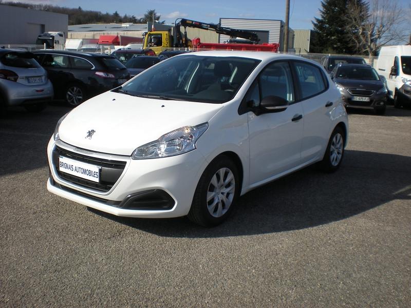 Photo 3 de l'offre de PEUGEOT 208 AFFAIRE 1.6 BLUEHDI 100CH PACK CLIM 5P à 6900€ chez Brignais automobiles