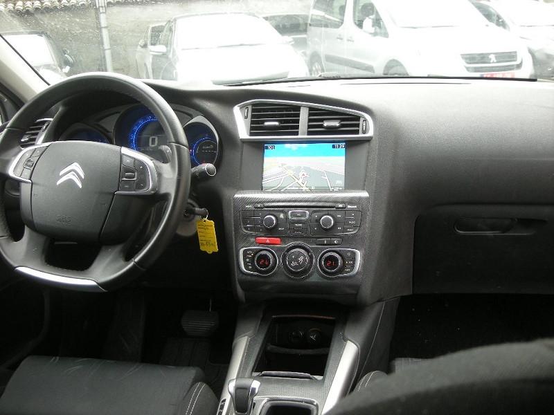 Photo 10 de l'offre de CITROEN C4 STE 1.6 E-HDI 115 FAP BUSINESS ETG6 à 10900€ chez Brignais automobiles