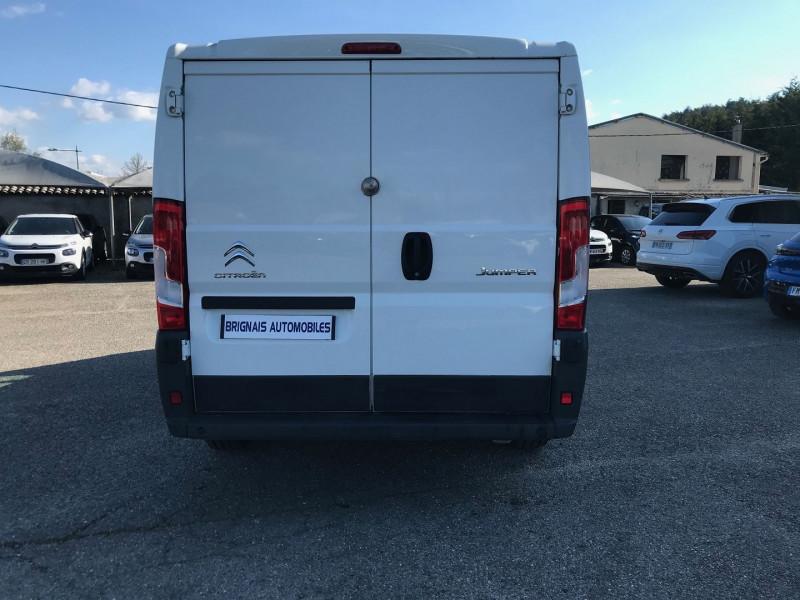 Photo 5 de l'offre de CITROEN JUMPER FG 30 L1H1 2.0 BLUEHDI 110 BUSINESS à 13080€ chez Brignais automobiles