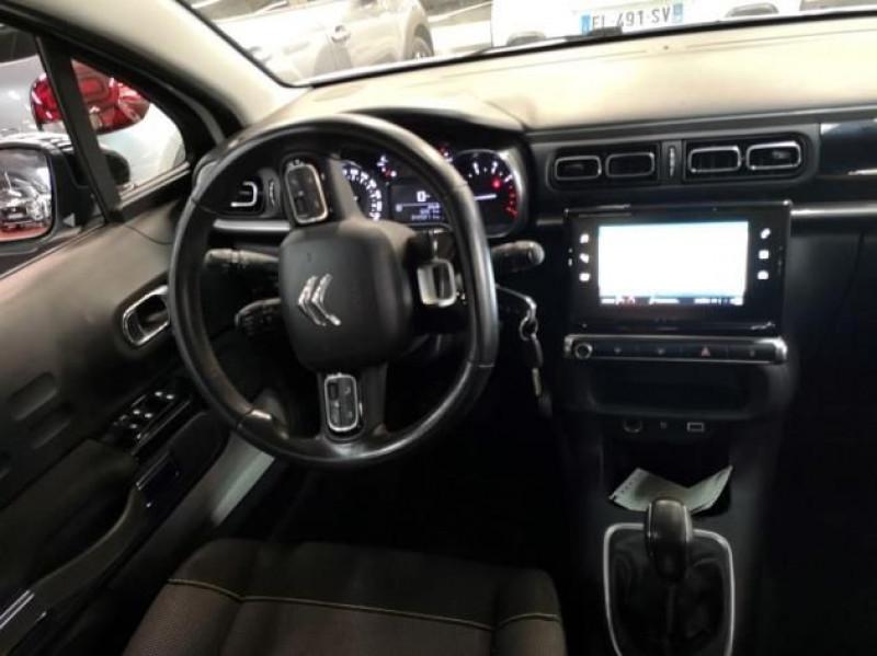 Photo 5 de l'offre de CITROEN C3 STE 1.6 BLUEHDI 75CH S&S FEEL NAV à 9900€ chez Brignais automobiles