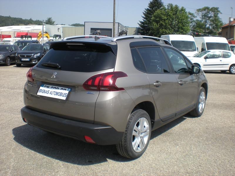 Photo 6 de l'offre de PEUGEOT 2008 1.2 PURETECH 82CH STYLE à 11900€ chez Brignais automobiles