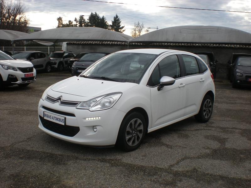 Photo 3 de l'offre de CITROEN C3 BLUEHDI 75 CONFORT BUSINESS S&S 79G à 8900€ chez Brignais automobiles