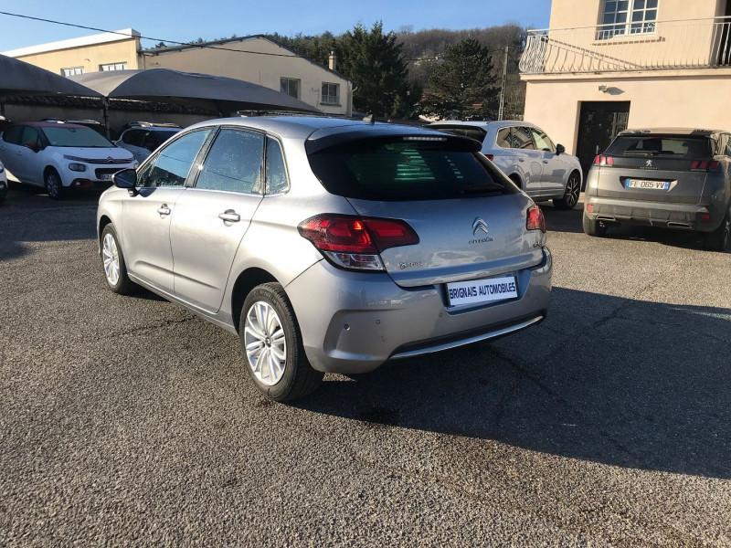 Photo 4 de l'offre de CITROEN C4 STE BLUEHDI 120CH MILLENIUM BUSINESS S&S EAT6 à 9900€ chez Brignais automobiles