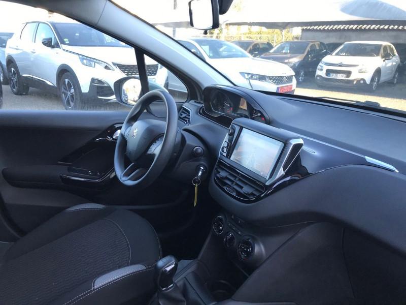 Photo 7 de l'offre de PEUGEOT 208 1.6 BLUEHDI 75CH ACTIVE 5P à 11900€ chez Brignais automobiles
