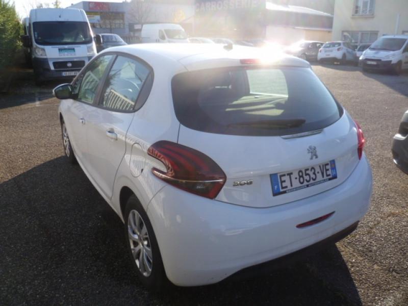 Photo 4 de l'offre de PEUGEOT 208 AFFAIRE 1.6 BLUEHDI 100CH PREMIUM PACK à 9900€ chez Brignais automobiles