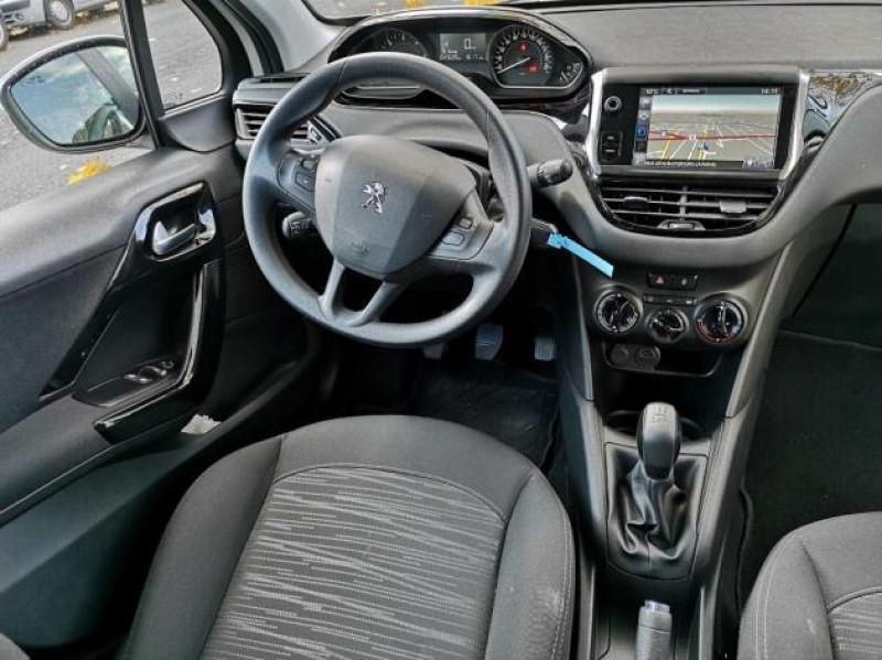 Photo 5 de l'offre de PEUGEOT 208 AFFAIRE 1.6 BLUEHDI 75CH PACK CLIM NAV 5P à 8900€ chez Brignais automobiles