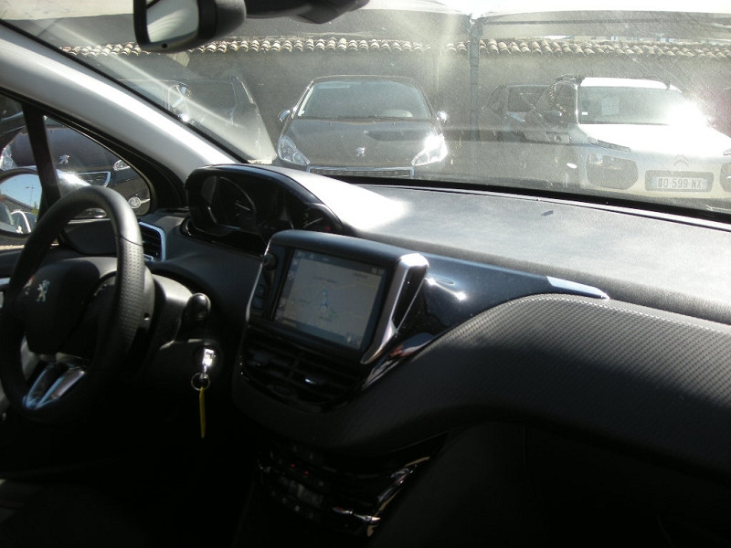 Photo 7 de l'offre de PEUGEOT 2008 1.6 BLUEHDI 100CH CROSSWAY à 14900€ chez Brignais automobiles