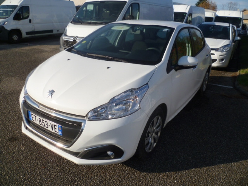 Photo 1 de l'offre de PEUGEOT 208 AFFAIRE 1.6 BLUEHDI 100CH PREMIUM PACK à 9900€ chez Brignais automobiles
