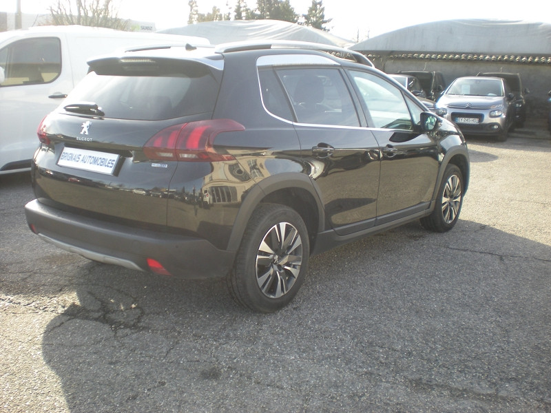 Photo 6 de l'offre de PEUGEOT 2008 1.6 BLUEHDI 100CH ALLURE BUSINESS S&S ETG6 à 11400€ chez Brignais automobiles