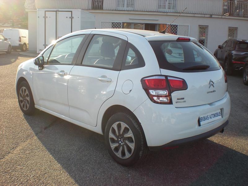 Photo 4 de l'offre de CITROEN C3 STE 1.6 BLUEHDI 75 CONFORT à 7900€ chez Brignais automobiles